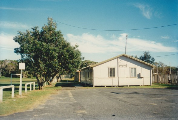 F1; 986 Community Hall 1990's