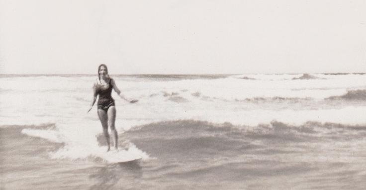 Judy Gibbon 1964